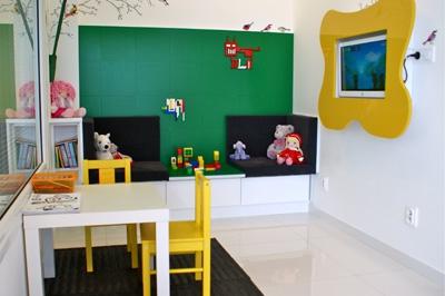 Multimedialna poczekalnia dla dzieci